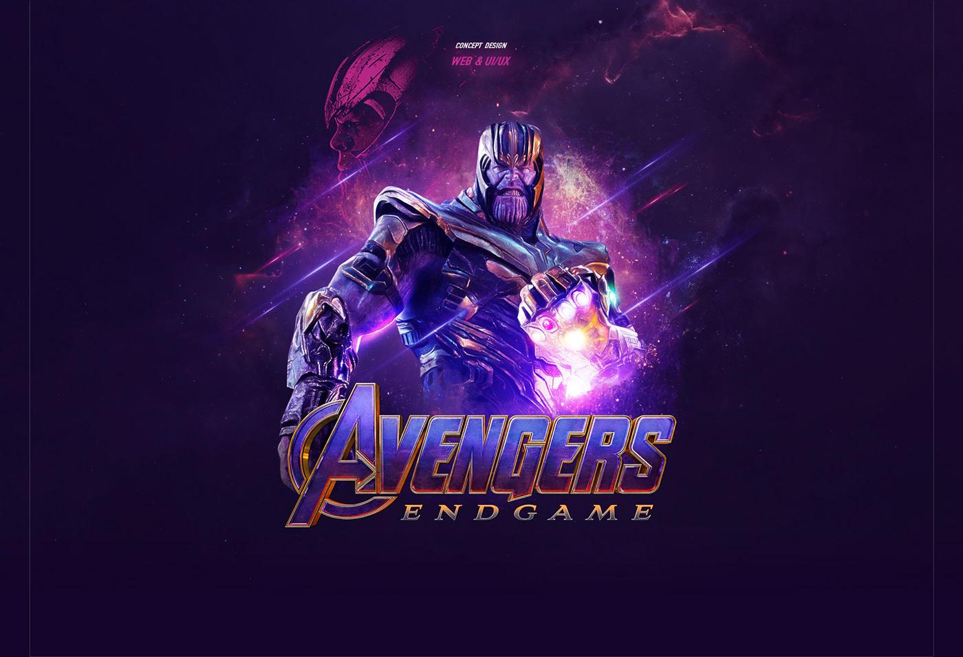 Avengers Endgame 2019 Search By Muzli