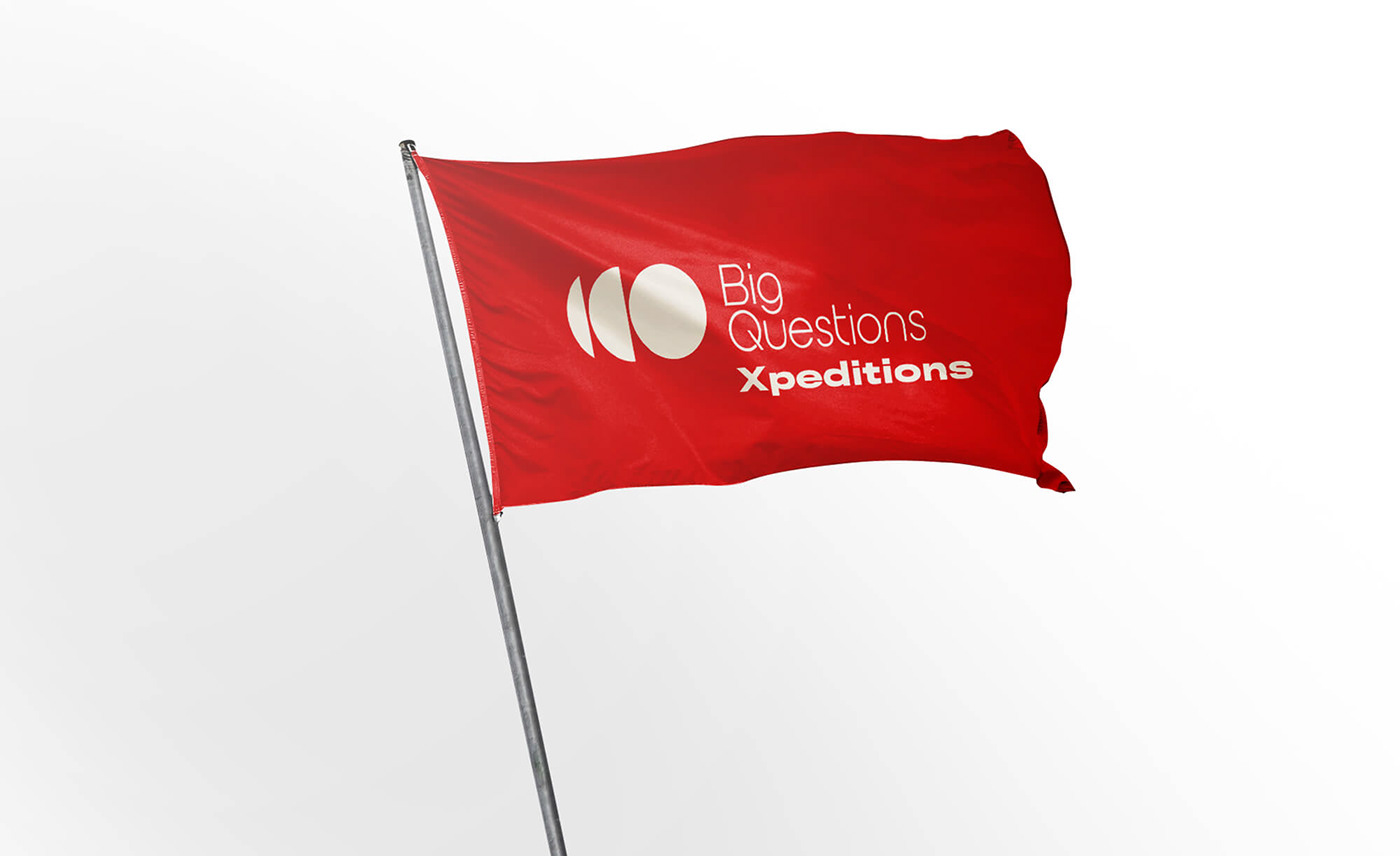 apparel expedition identity Big Questions Xpeditions Global Scientific scientific scientific expeditions branding