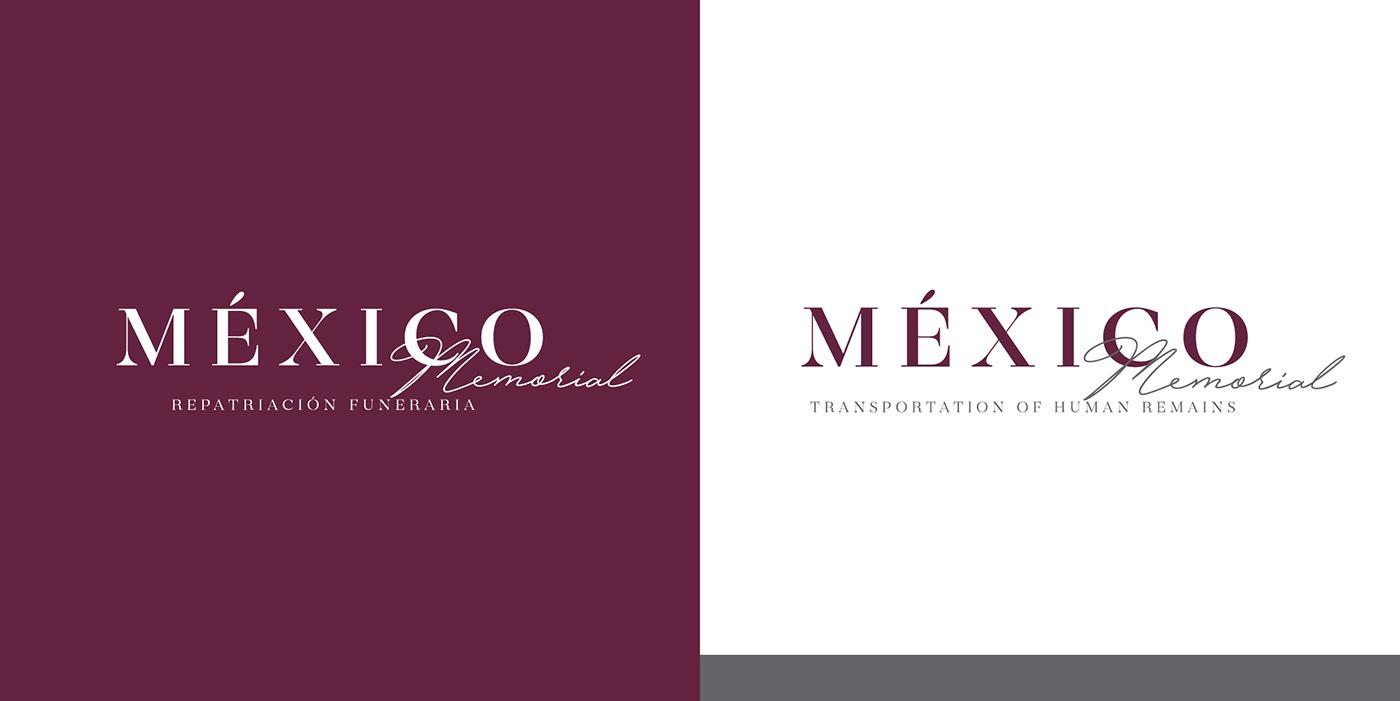 marca branding  identidad visual Identidad Corporativa hoja membretada tarjeta de presentación Diseño web