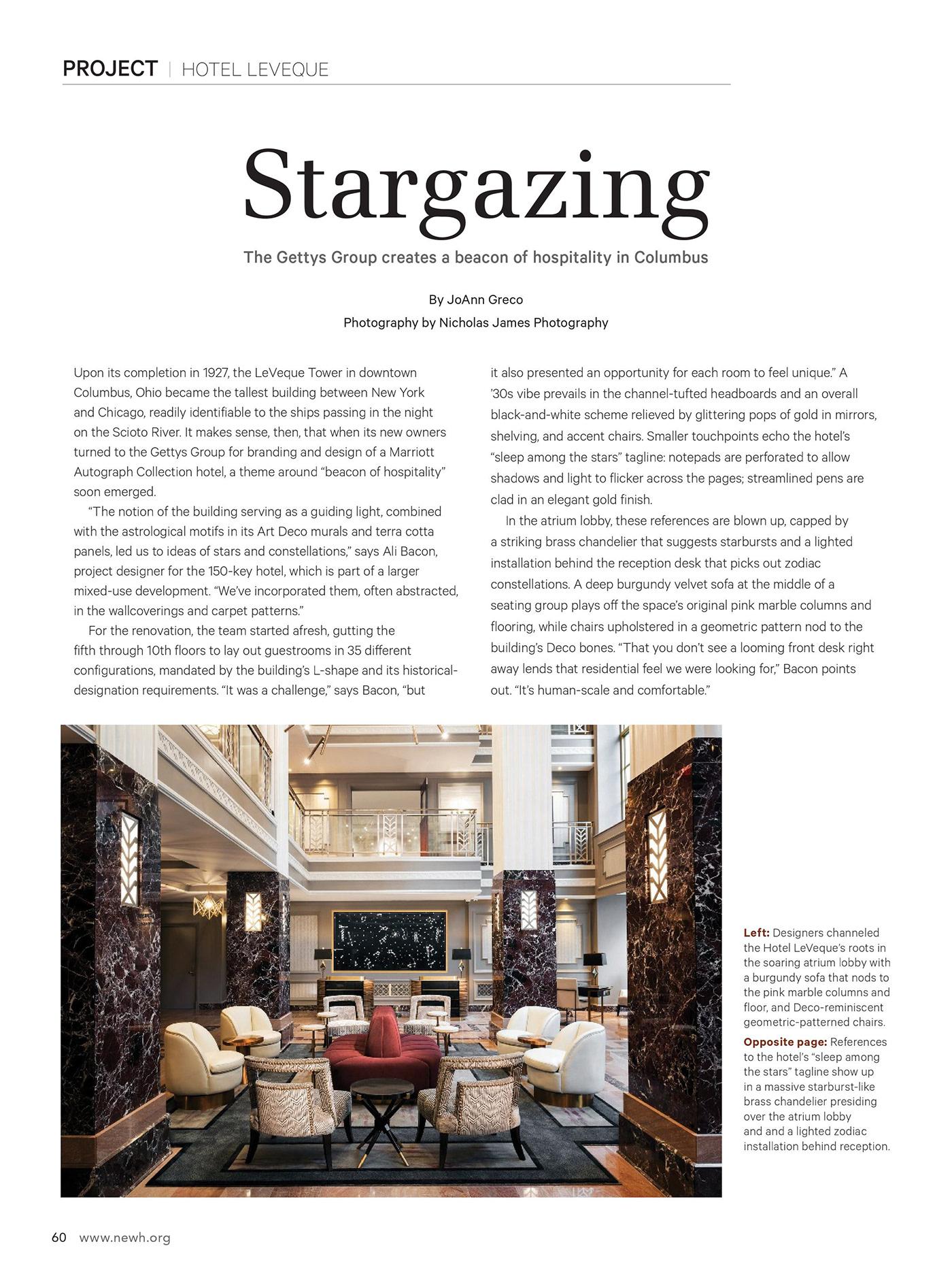 hotel renovation architecture Photography  Hospitality ohio columbus Marriott city hotel design