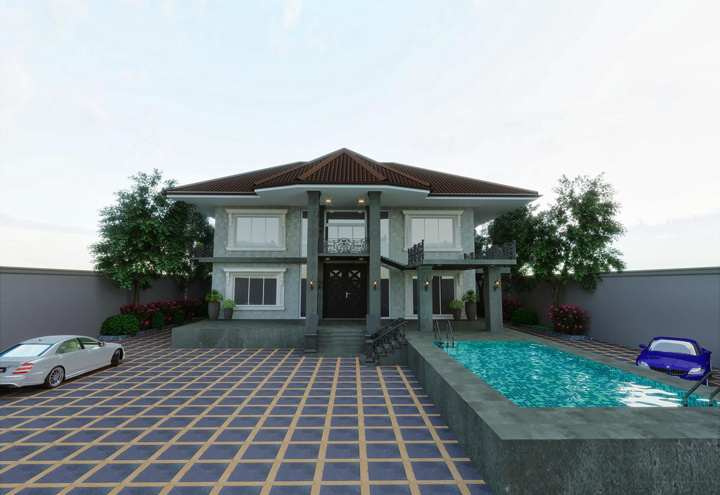 極美的30個豪宅設計欣賞