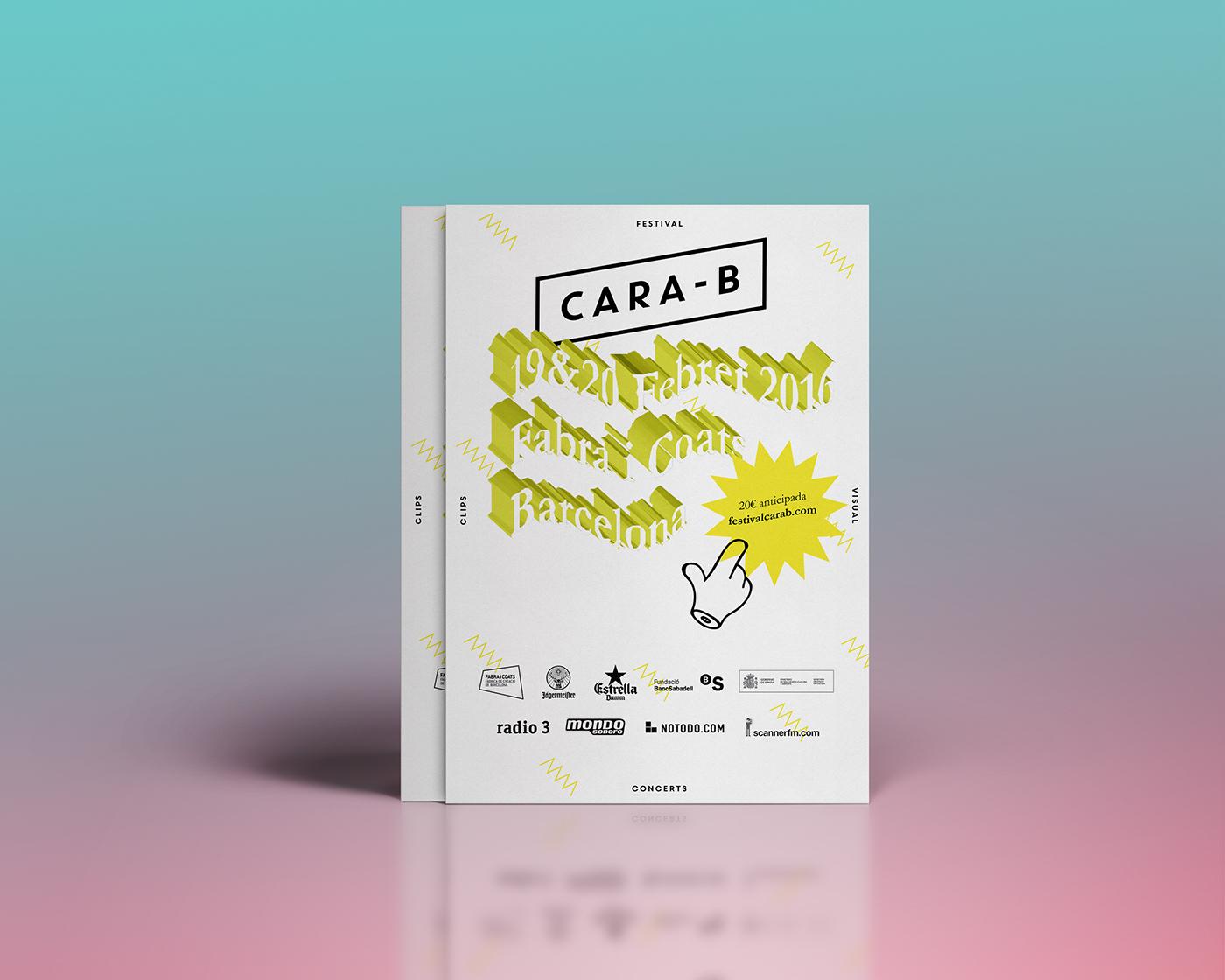 festival music art barcelona Cara-B