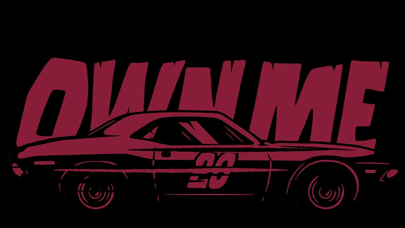 animation  art direction  car Creative Direction  ILLUSTRATION  Lyric video motion graphics  music