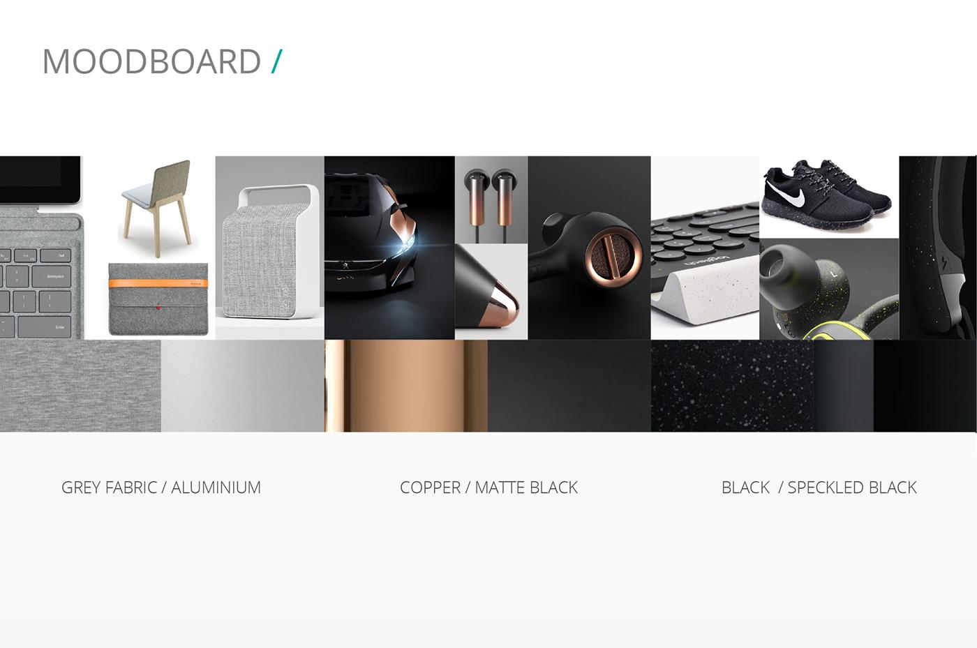 smartphone huawei product design  industrial design  mobile concept borderless smartphone design high-tech