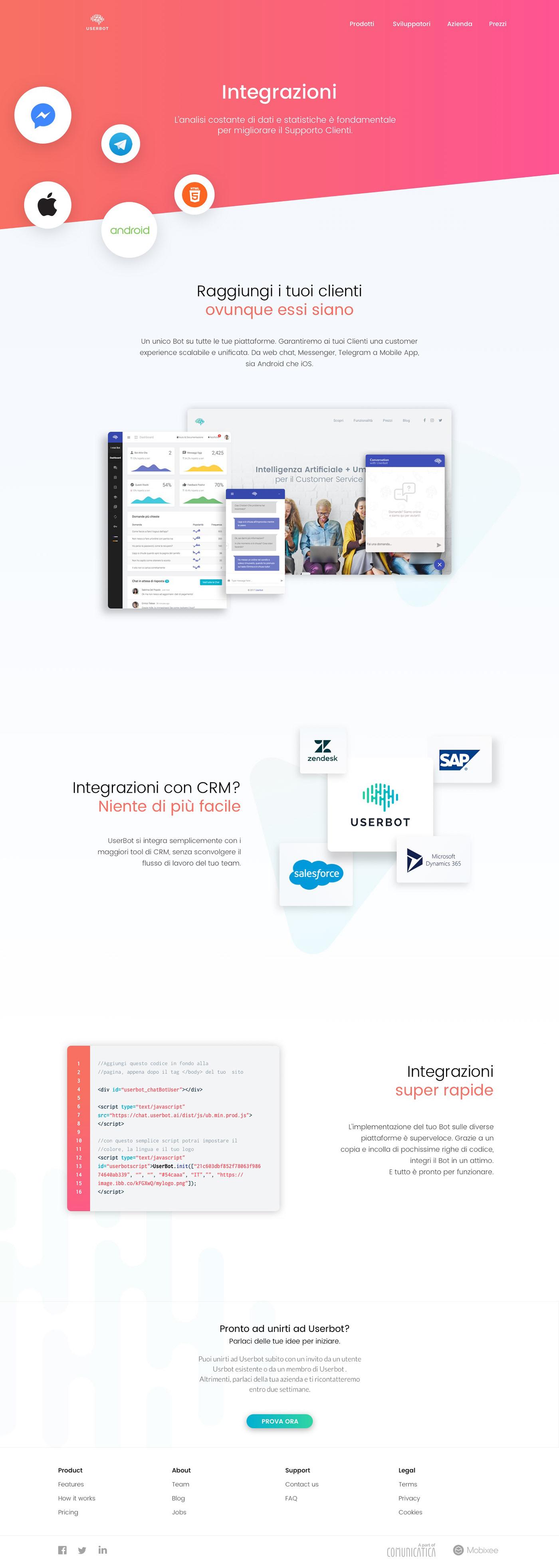 Web Design  Interaction design  Website Layout inspiration Startup ai landing artificial intelligence creative