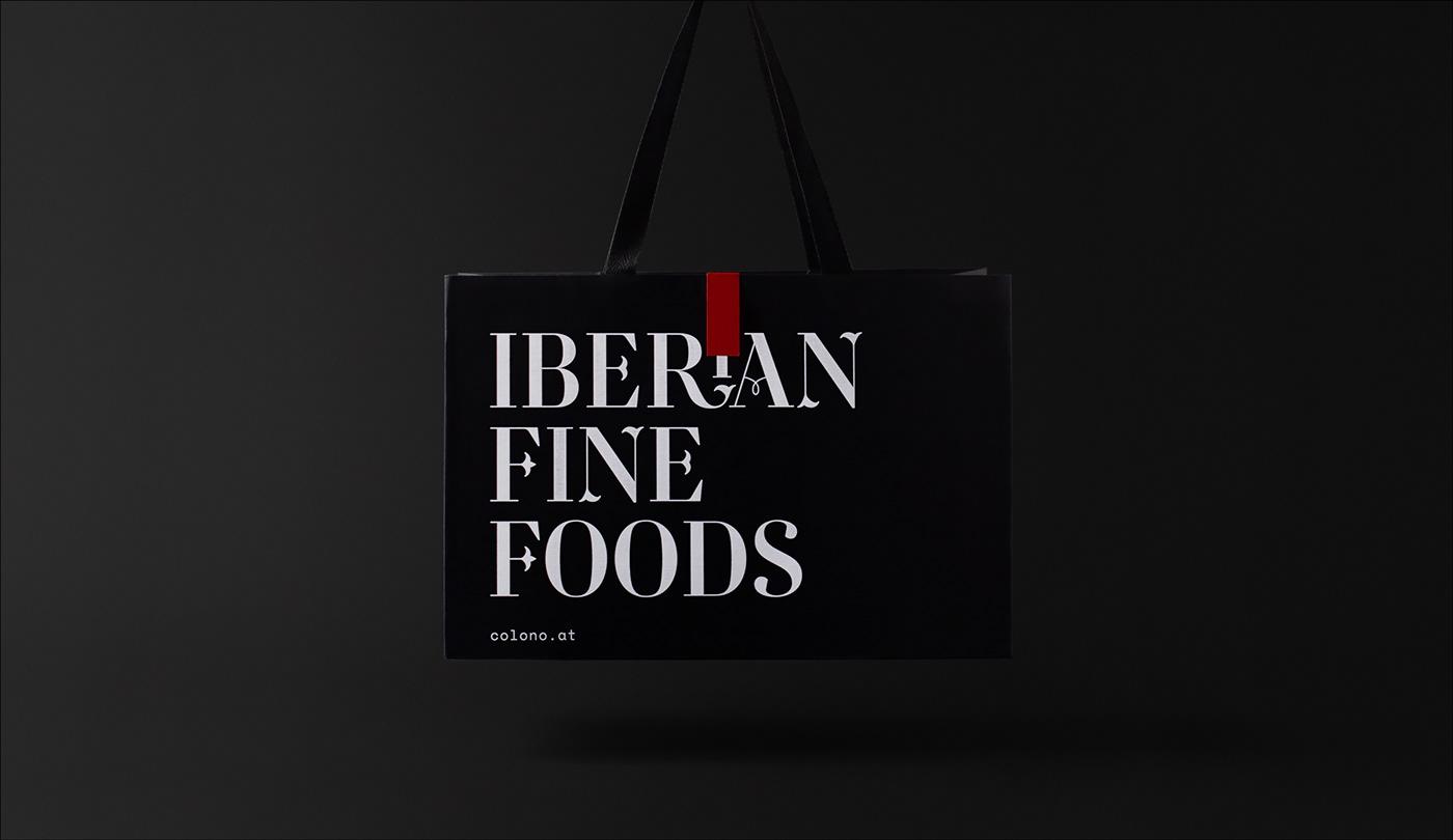 branding  brand logo Packaging gourmet Food