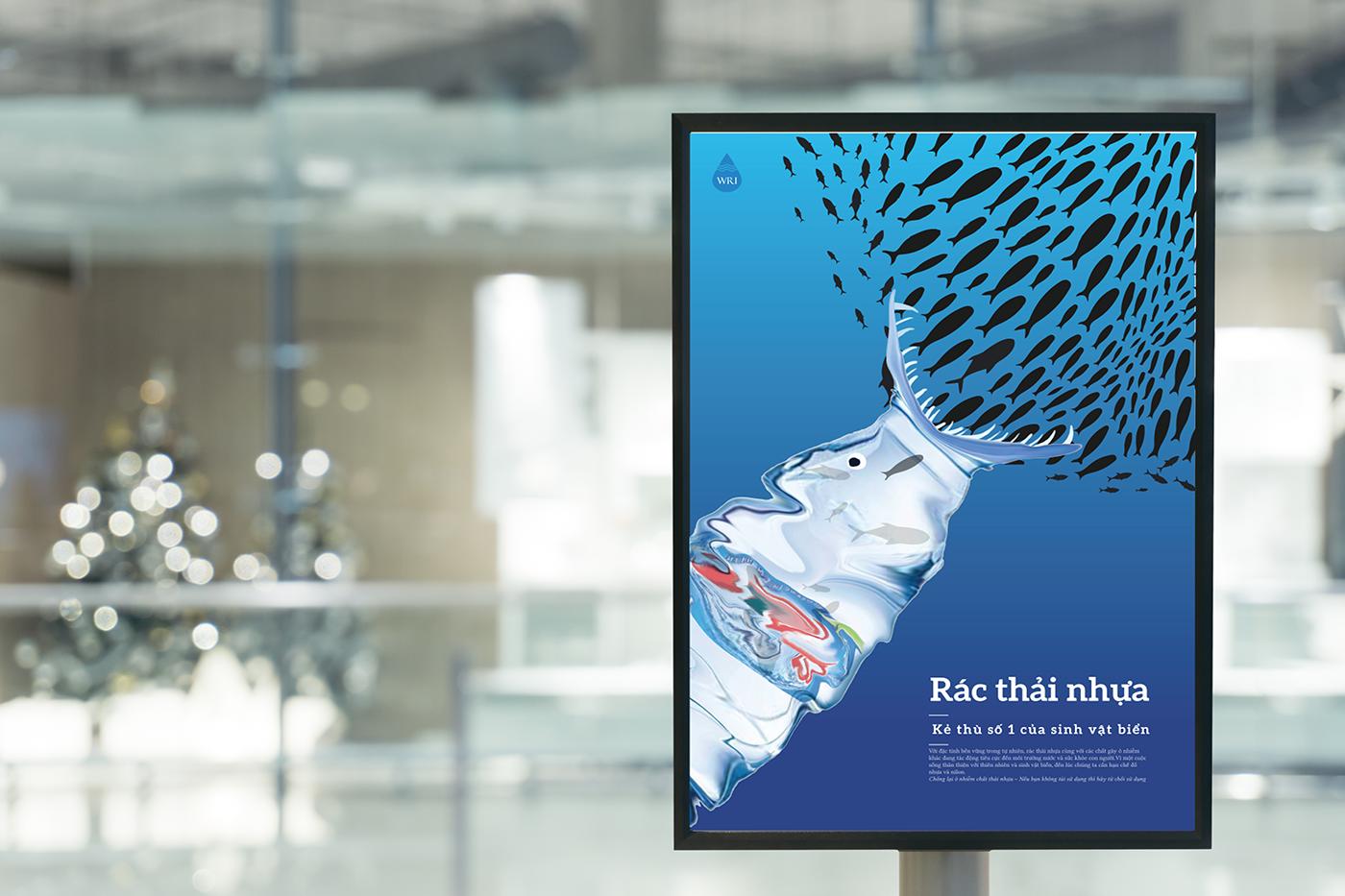 完美的20套環保海報欣賞