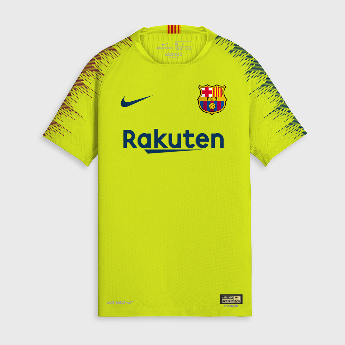 more photos 0c67b 621d8 Nike 2018-2019 | Home, Away & 3rd Kits on Behance