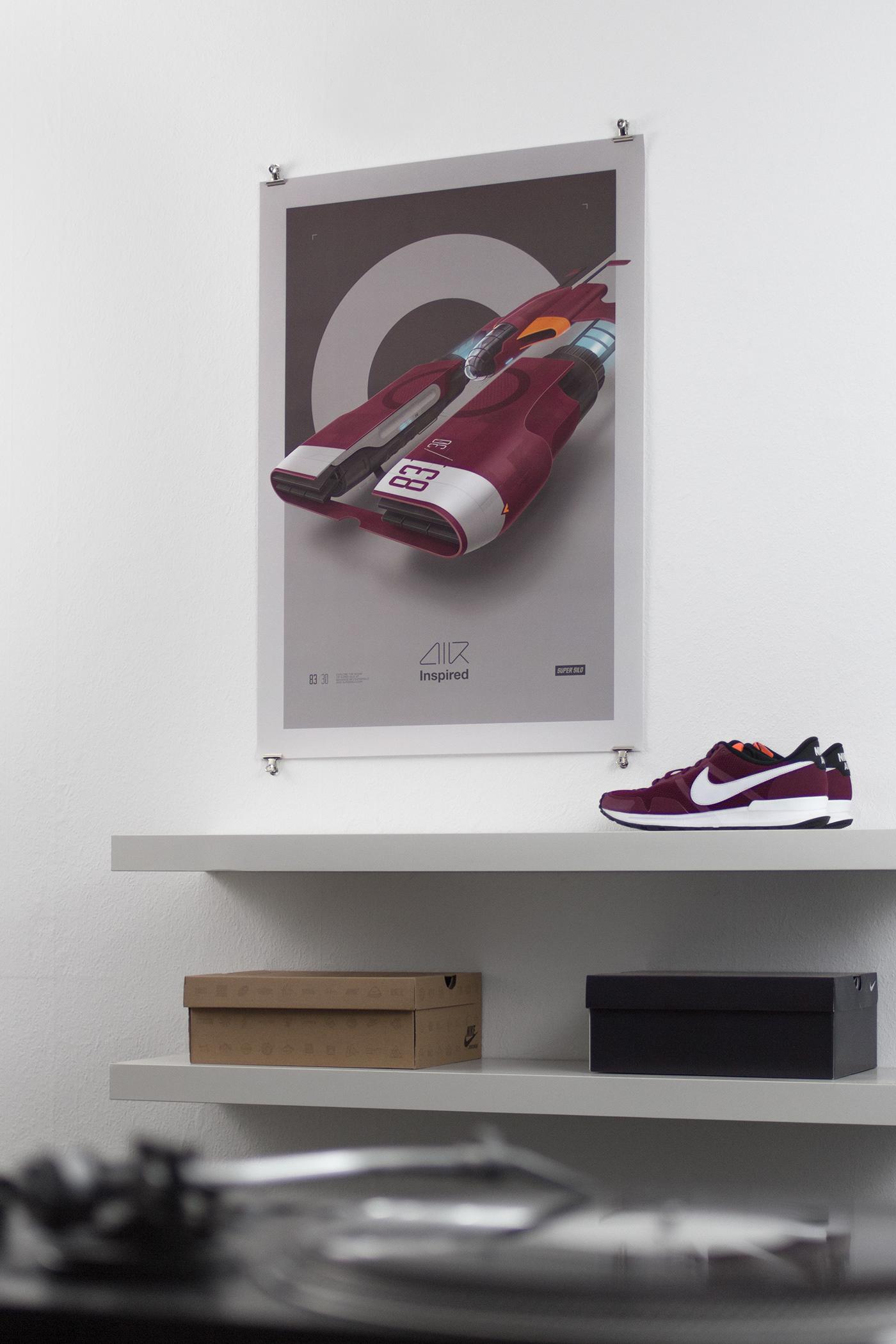 Super Silo making of Making-of vimeo Nike 83/30 Champion Sound nike air nike air pegasus pegasus