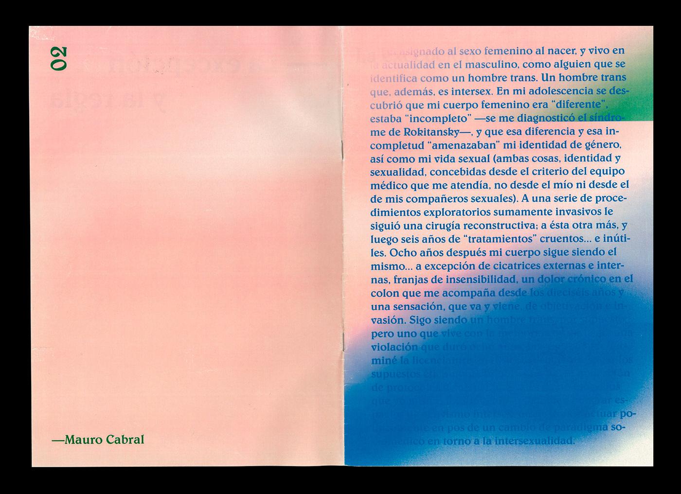 editorial magazine Layout manela fadu typography   editorial design  graphic design  type book