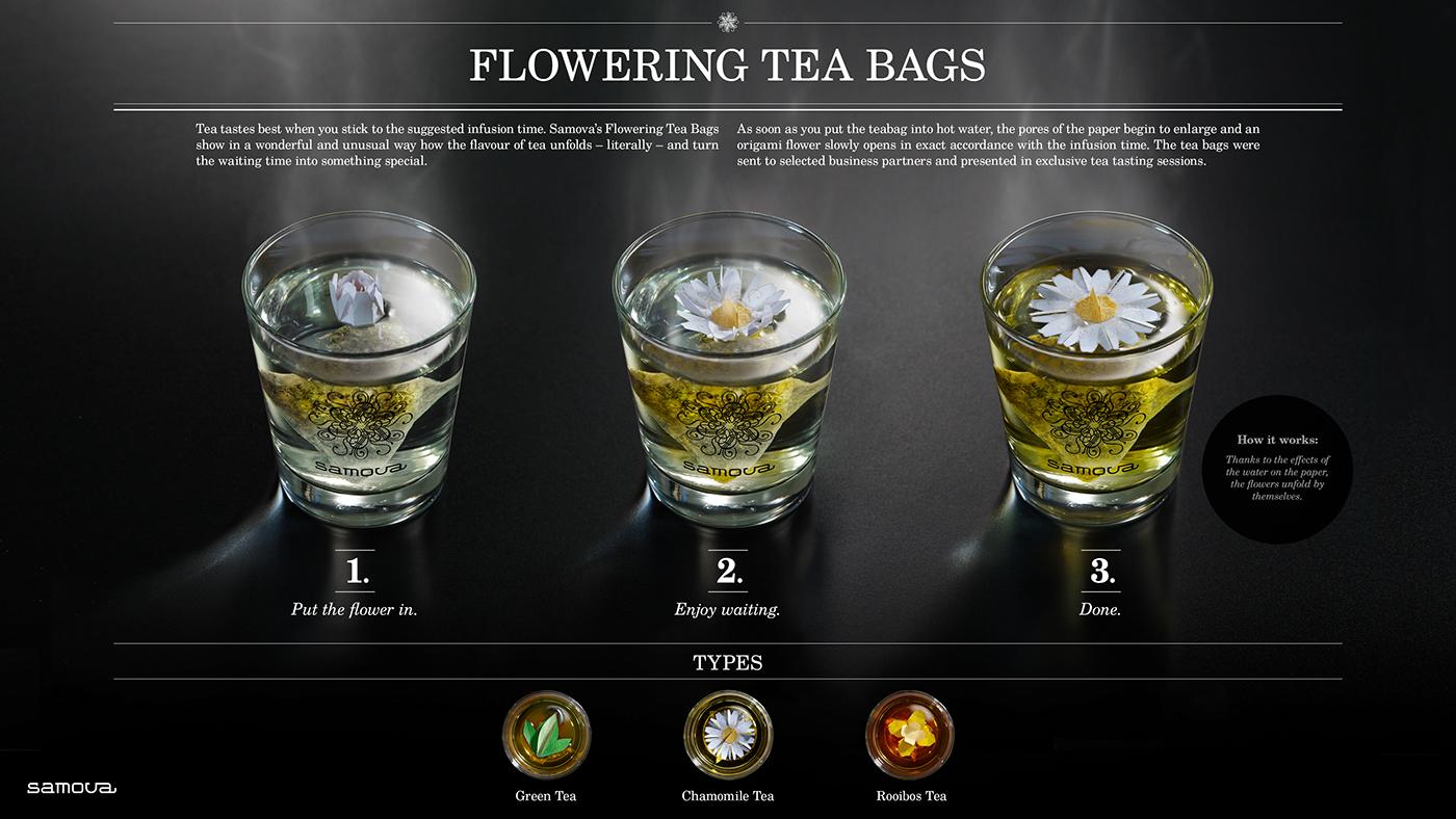 tea bags tea packaging design design cannes lion award ADC