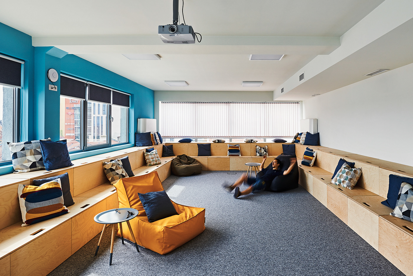 高質感的47個辦公室設計欣賞