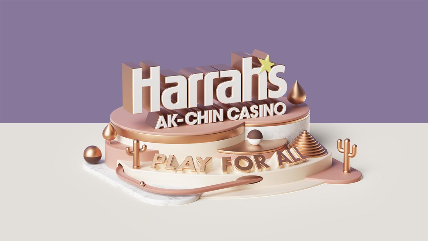 3D set c4d cinema4d CGI Render motion casino animation  design