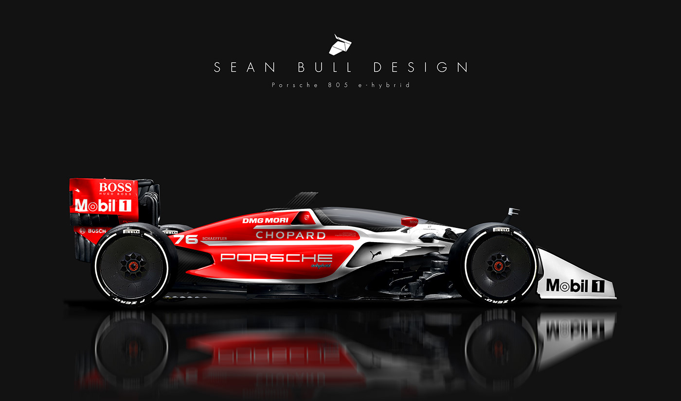 F1 2021 Concepts and Liveries on Behance