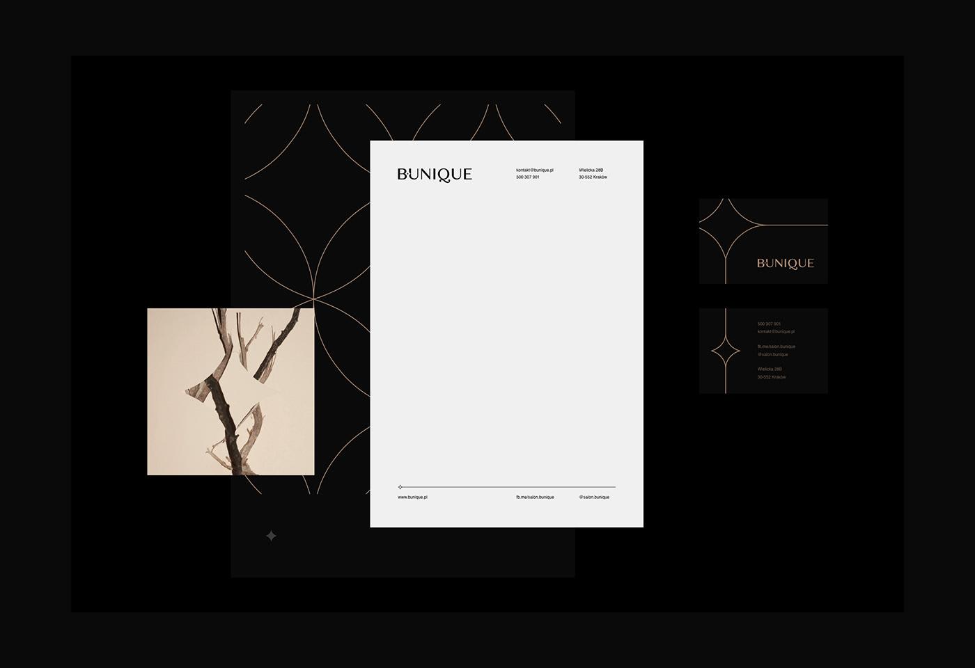 beauty branding  interaction logo modern portfolio Responsive typography   Web Design  Website