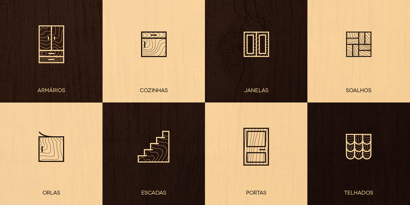 Carpentry wood