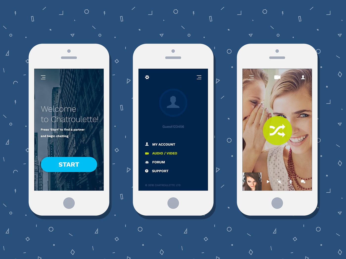 Version chatroulette mobile Chat Ride