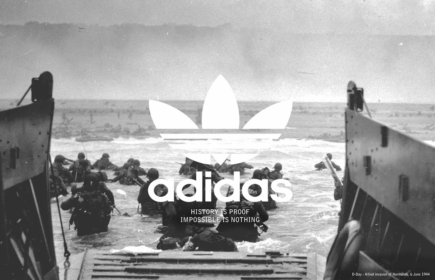 adidas history A feud — one of the most epic and, well, biblical in business history — was born  (not surprisingly adidas vs puma is no 20 on fortune's list of.