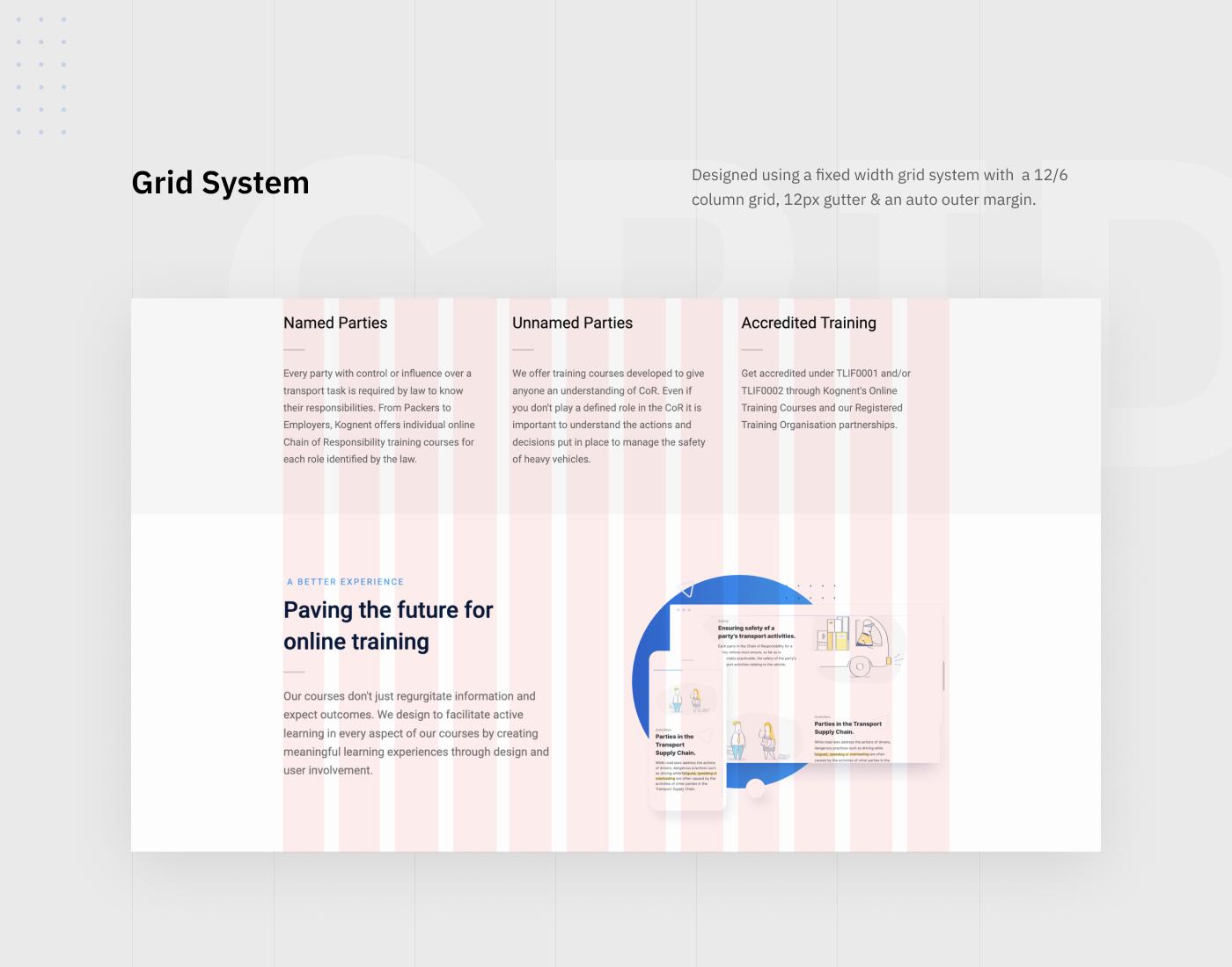 UI ux ia Figma Webflow design Website