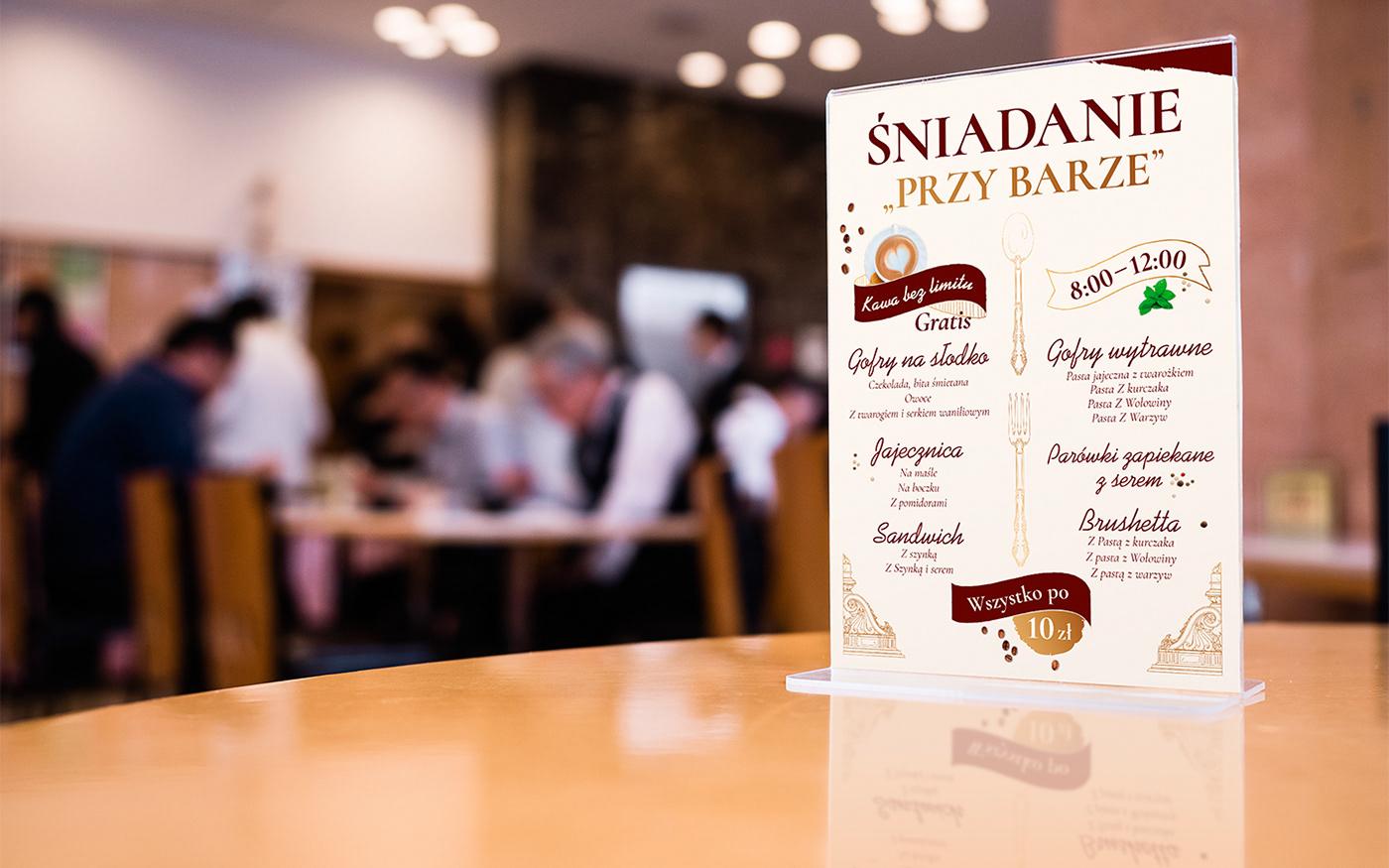 restaurant desig logo identity branding  menu Fleyer
