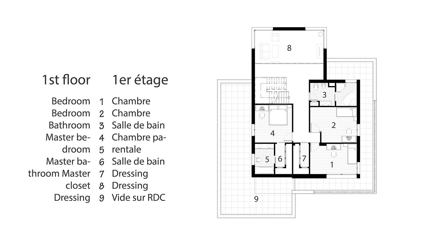 archi architecture design Villa house modern modern house