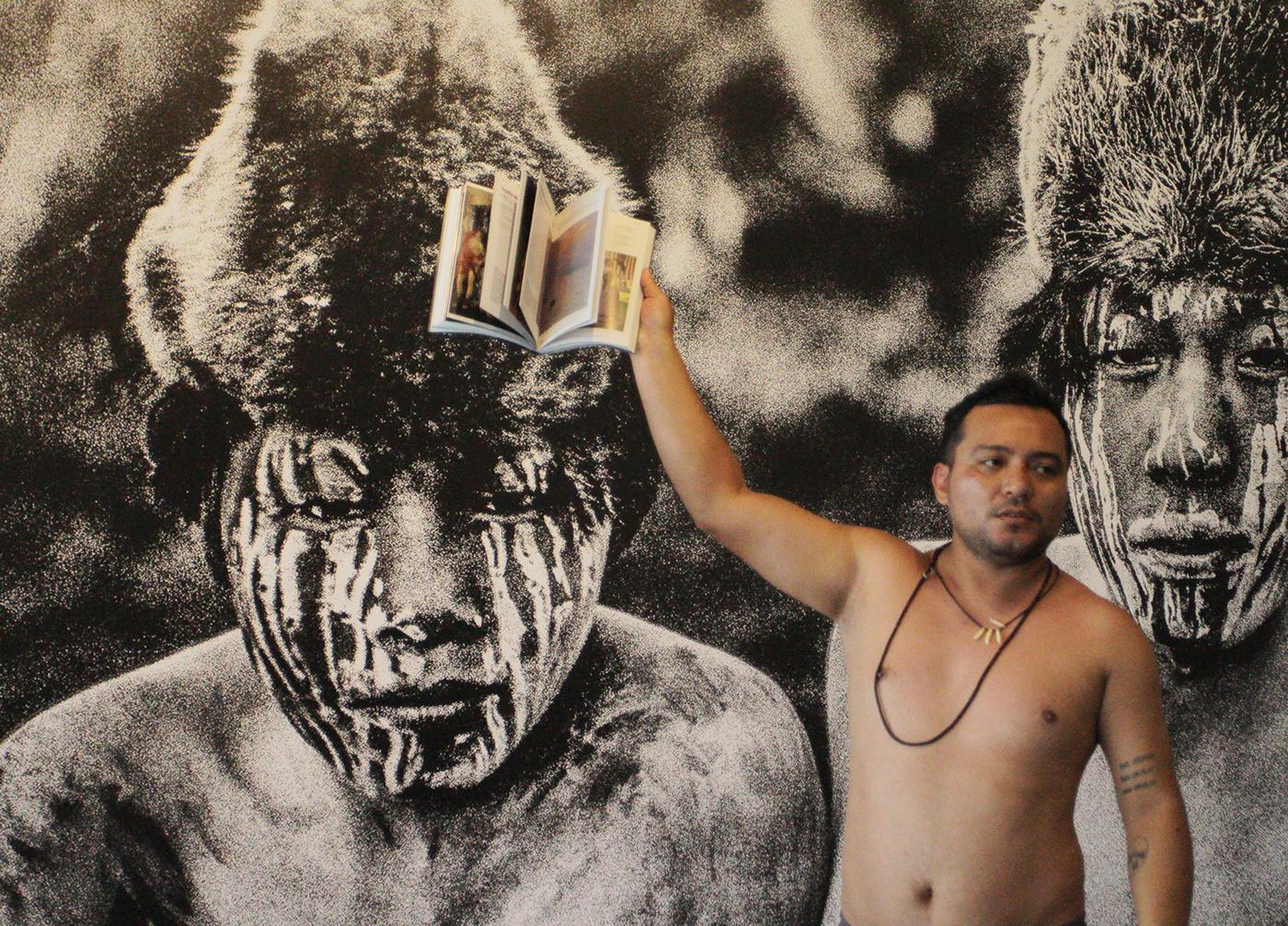 Denilson Baniwa Artista Indígena