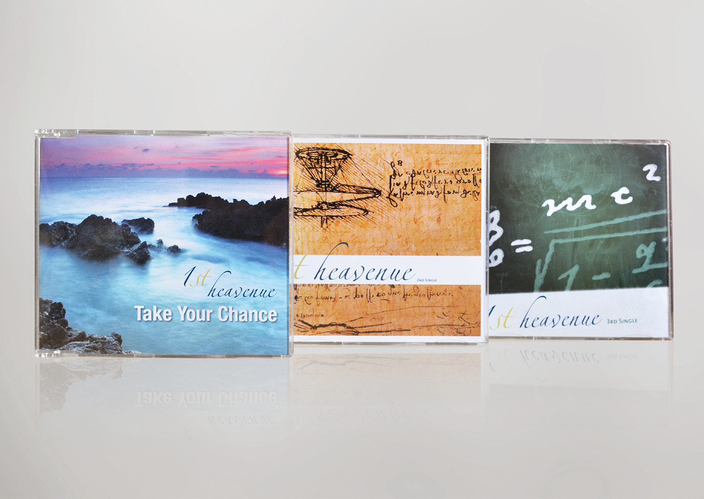 print design CD cover