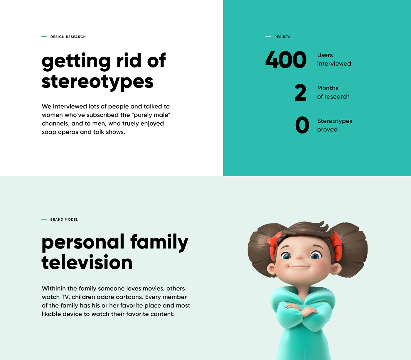 tv 3D characters poster Logotype logo motion animation  color