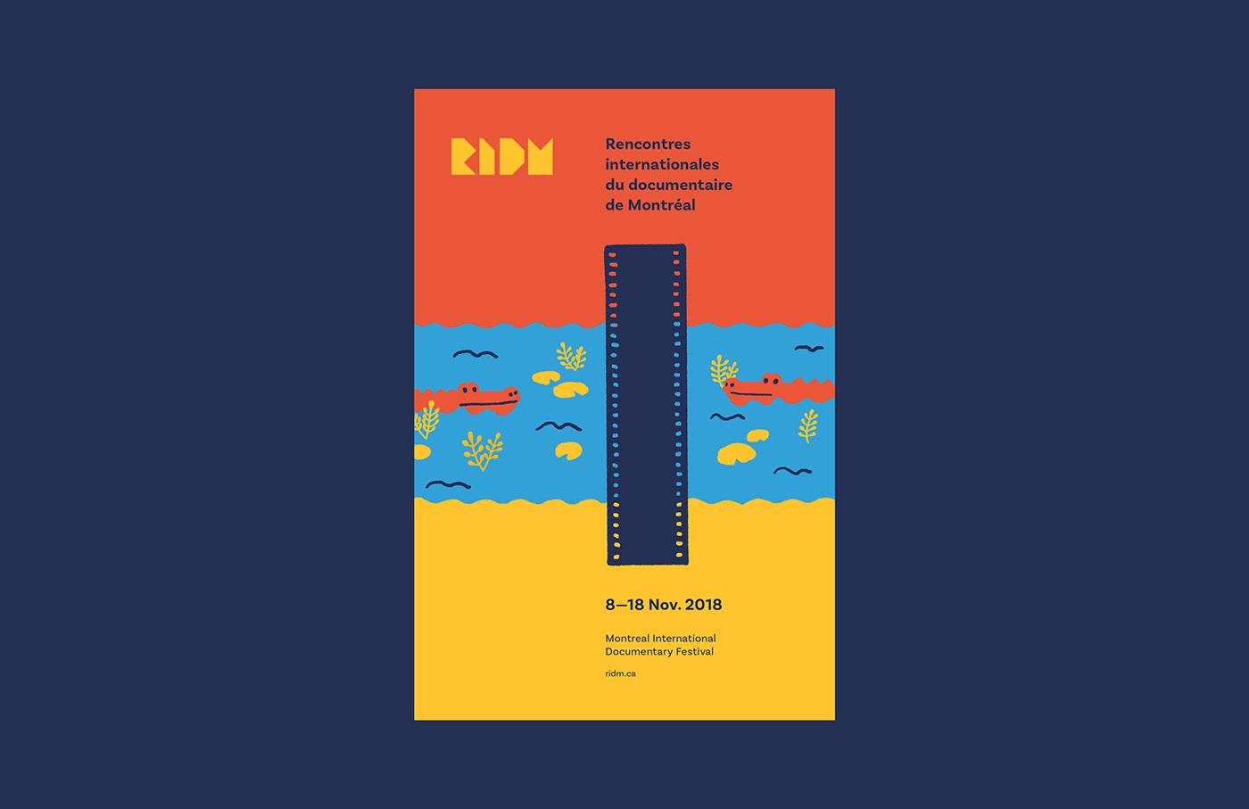 poster,design,ILLUSTRATION ,Crocodile Rock