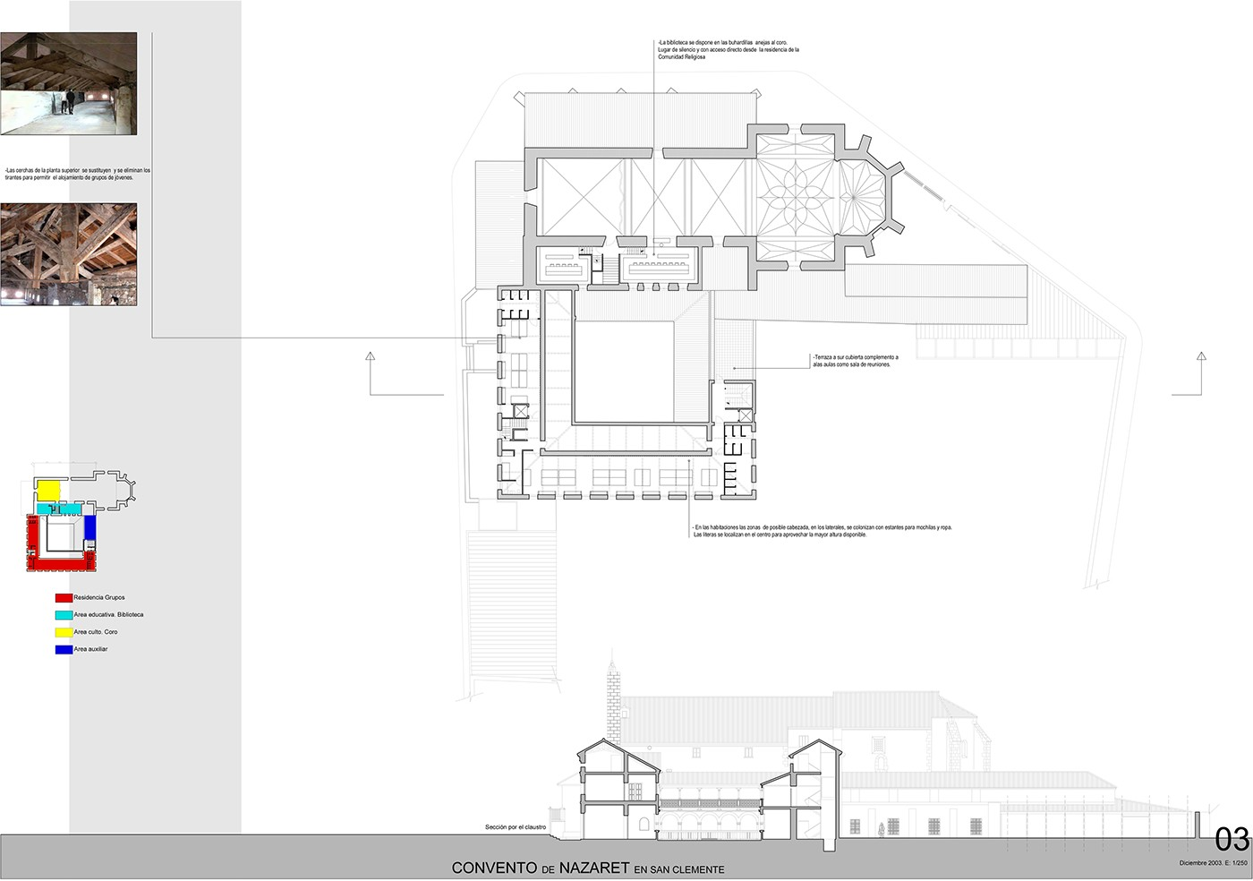 renowal Tender DCV i-arquitectura Tender competition Proposal