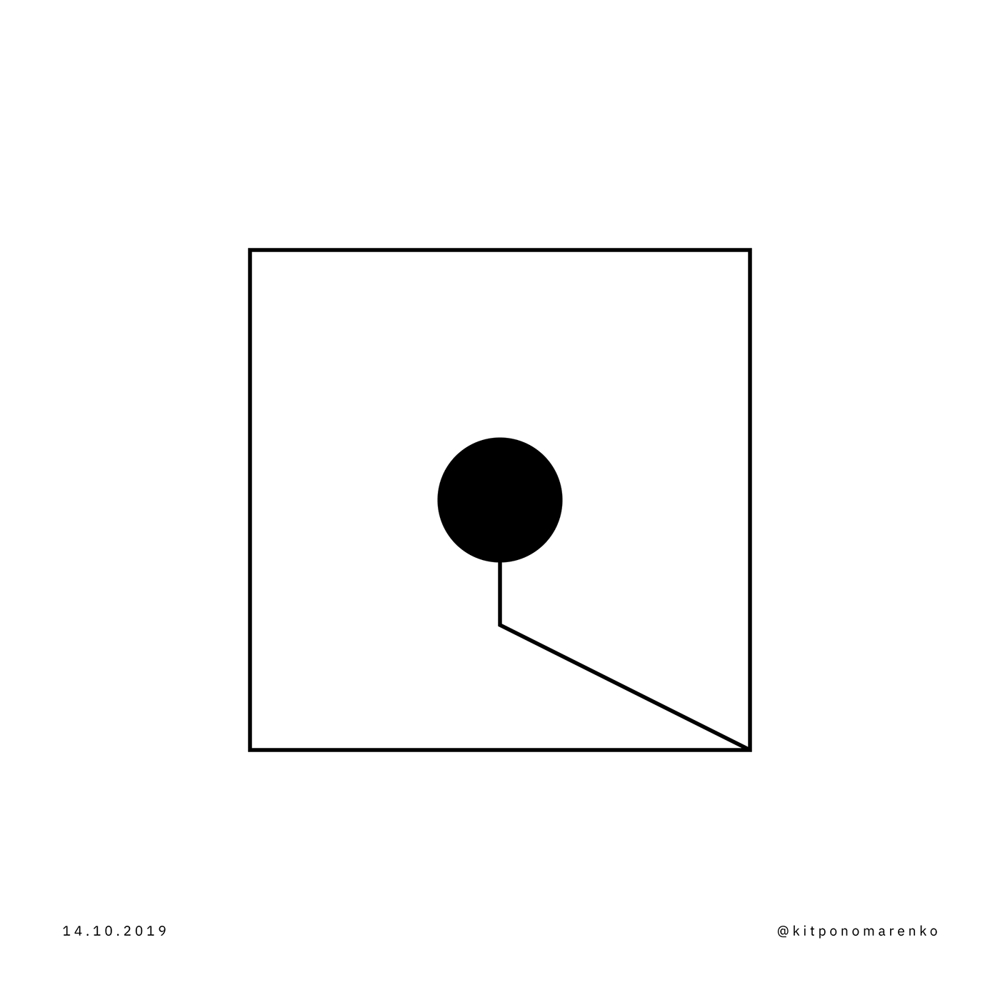abstract art artwork digital geometric graphic design  ILLUSTRATION  minimal Minimalism Suprematism