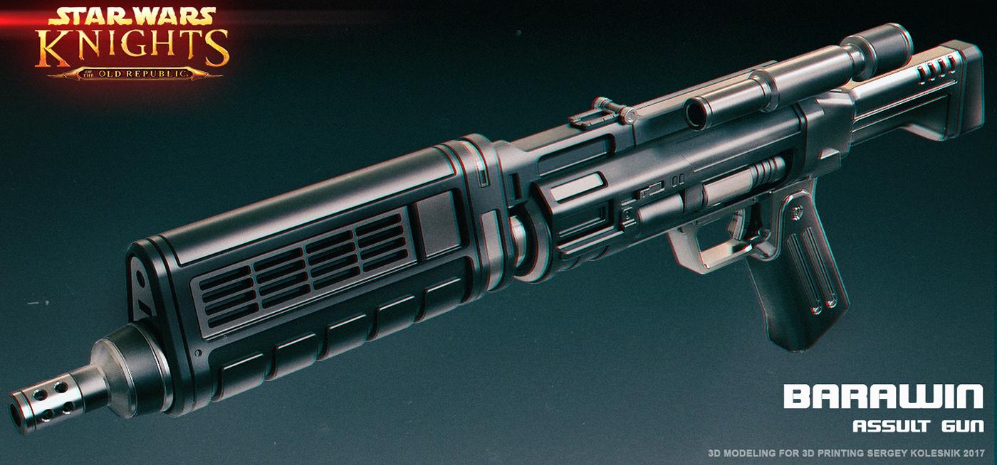 Оружие из звездных войн список