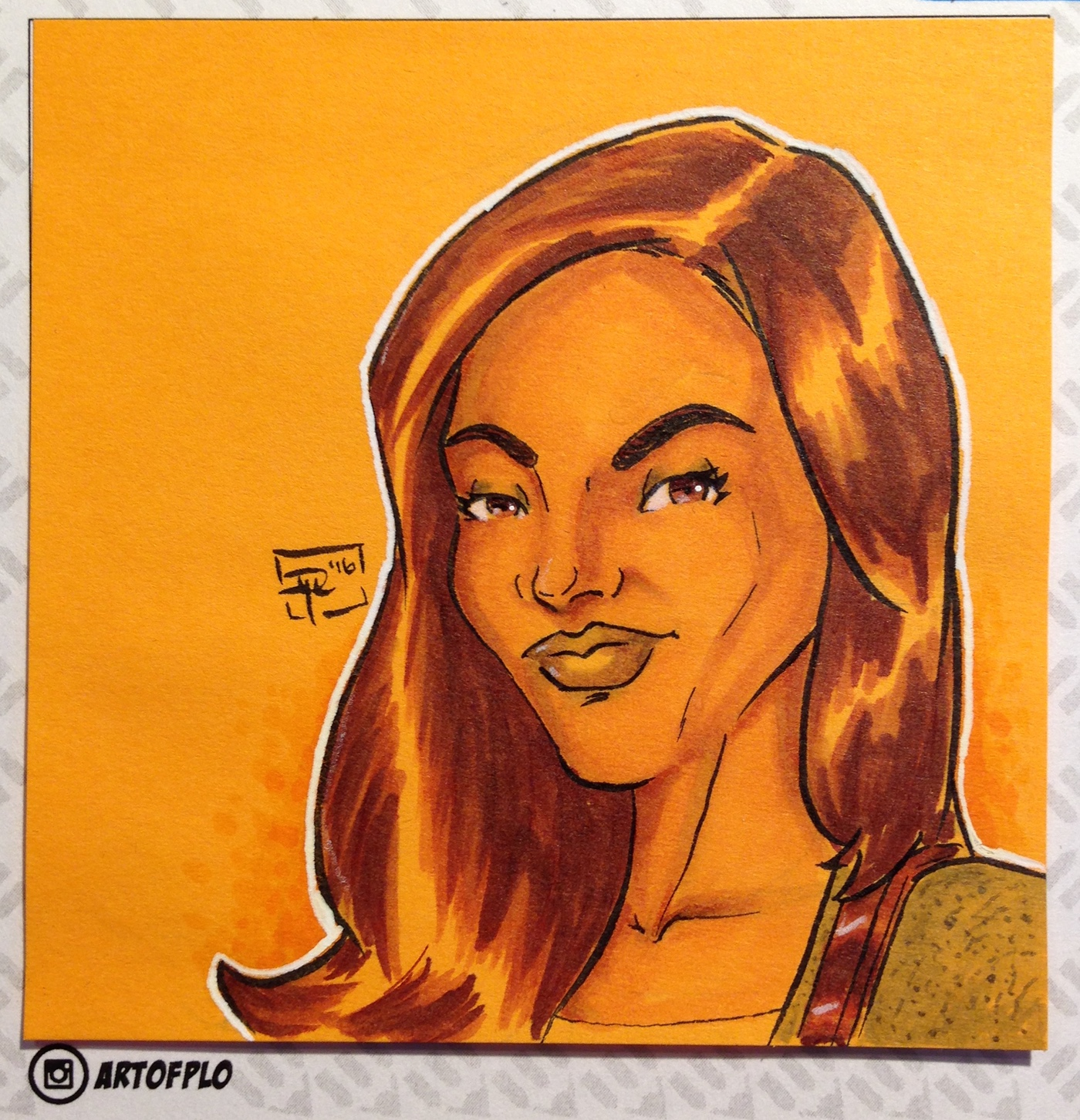 Post-it marvel Dc Comics Netflix Copic larios Drawing  hand drawn