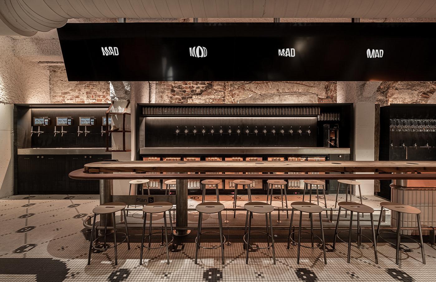 #architecture #bardesign #Design #interiordesign #restaurantdesign #yodgroup #yodlabdesign