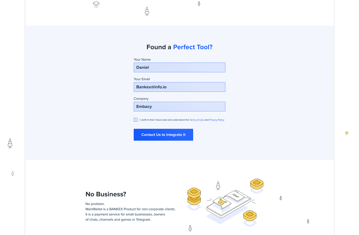 Startup embacy clean crypto cryptocurrency IT ILLUSTRATION  illustrations Website landing page