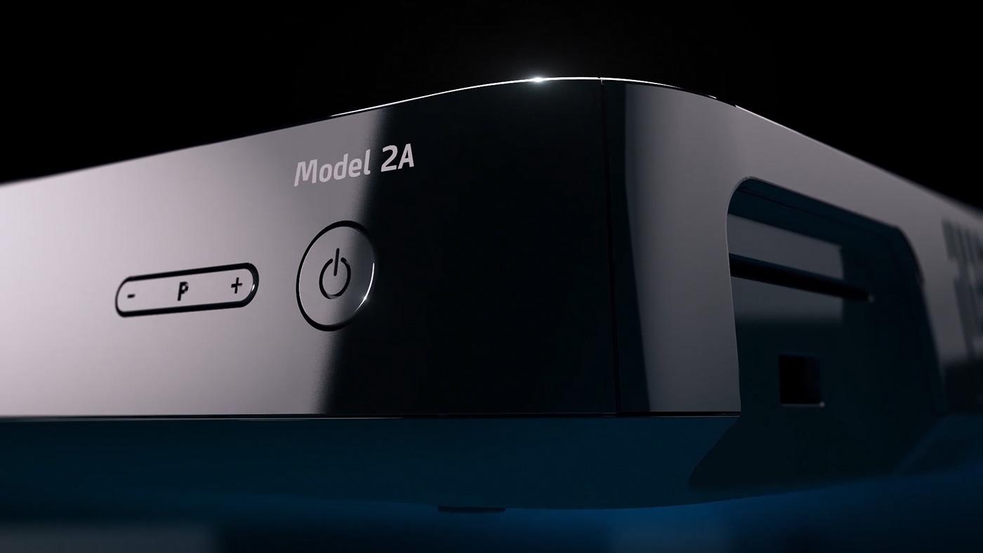 motion design 3D showreel birthmark DStv Mzansi creative graphics deisgn direction