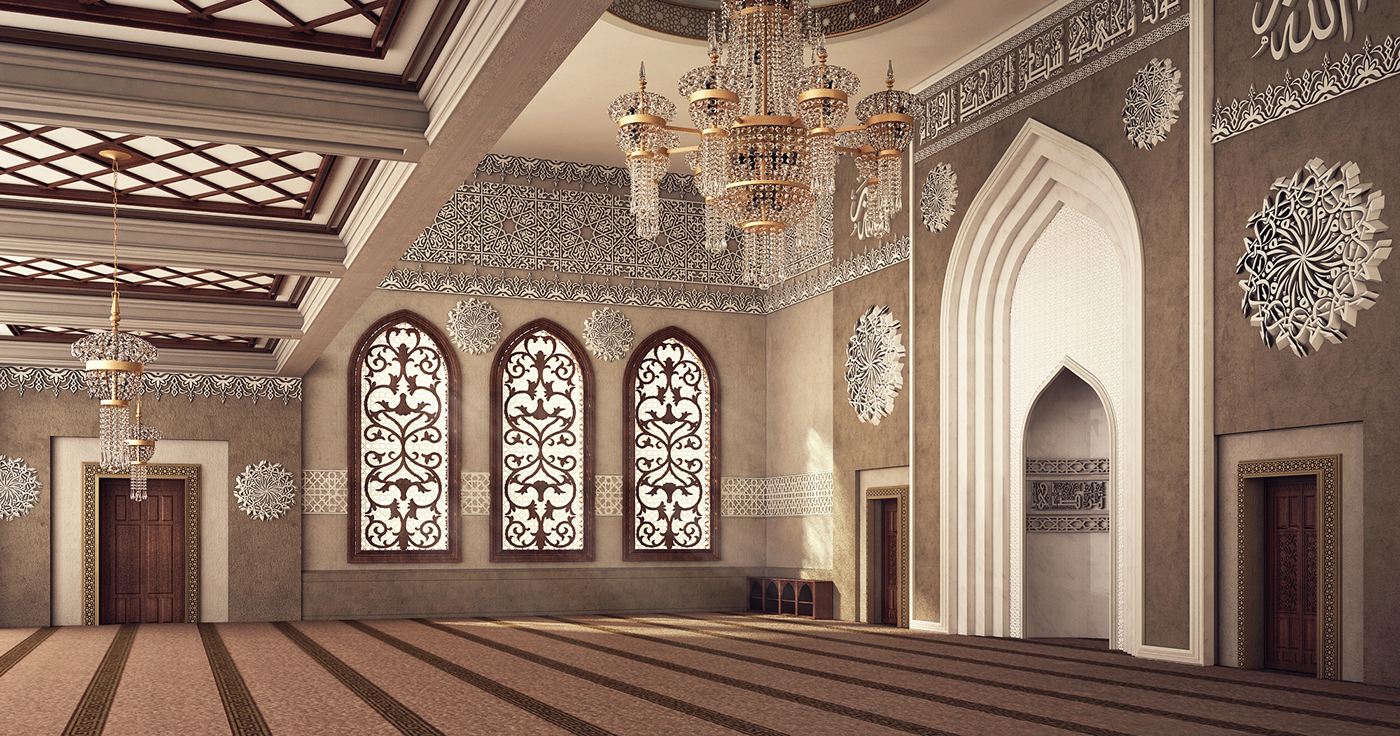 a description of what lies inside and outside of a mosque Mosque layout design: an analytical study of mosque comparative description of the changes and requirements on a daily basis inside a.