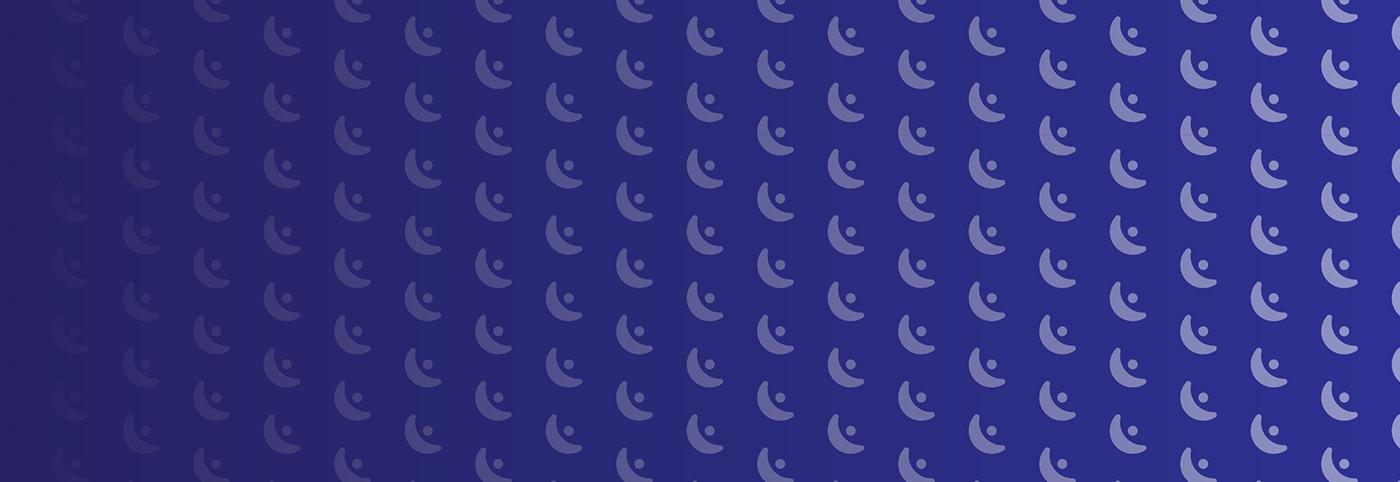 satellite branding  blue minimalistic logo Webdesign Web icons Internet