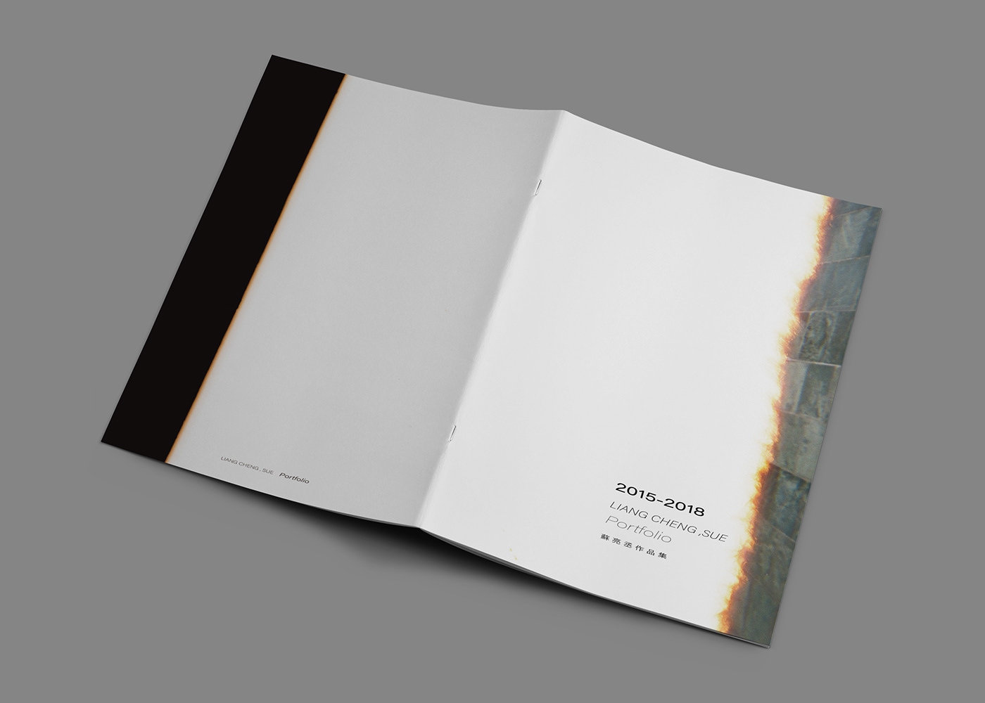 高品質的23款作品集排版設計欣賞