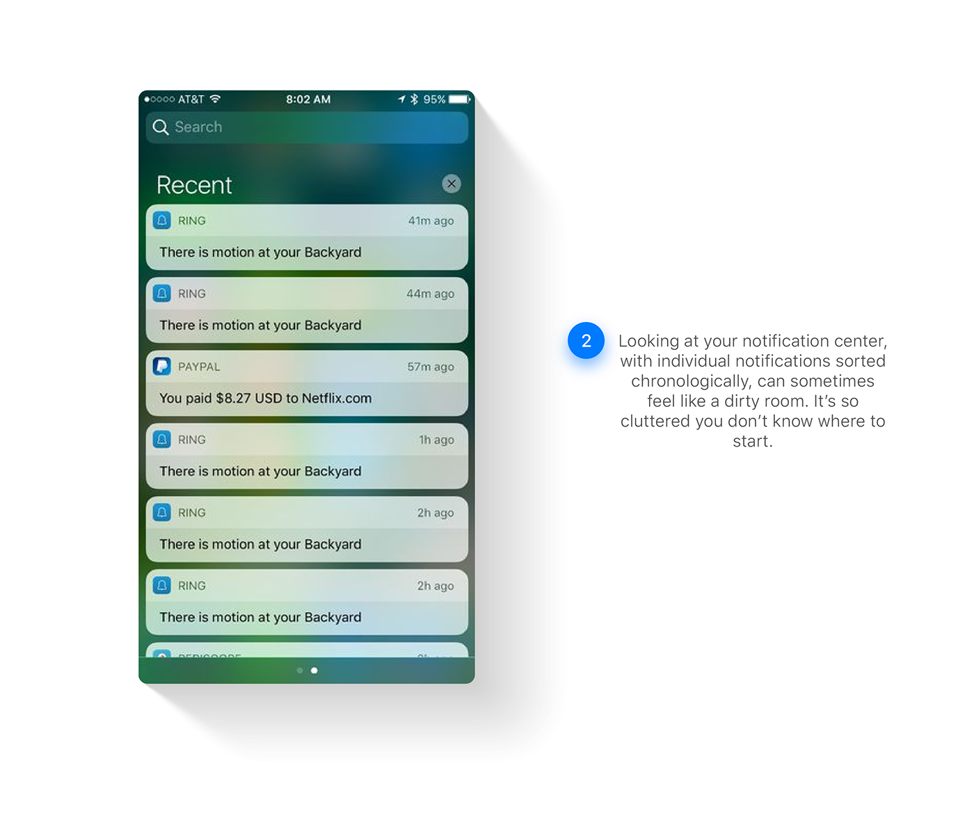 ios notification notification center banner redesign ux iphone