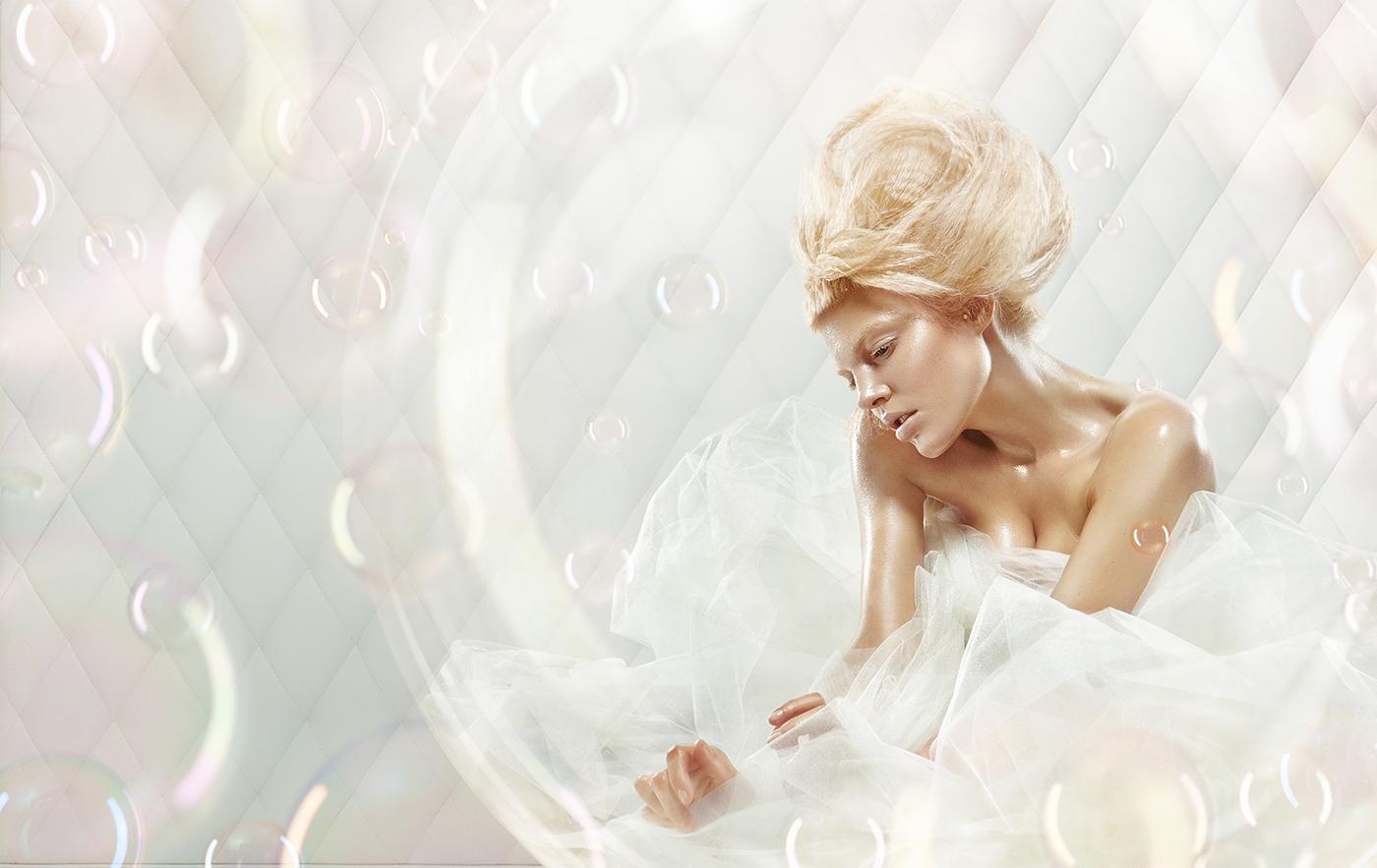 bigfishhouse postproduction ArtDirection creative beauty MUA hairstyle glance editorial
