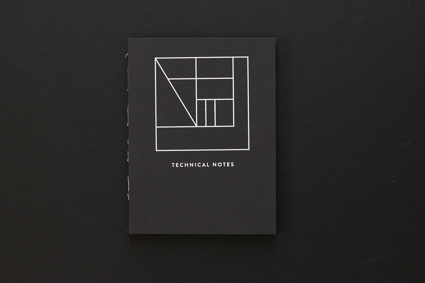 sketchbook notebook black print product Stationery absoloot