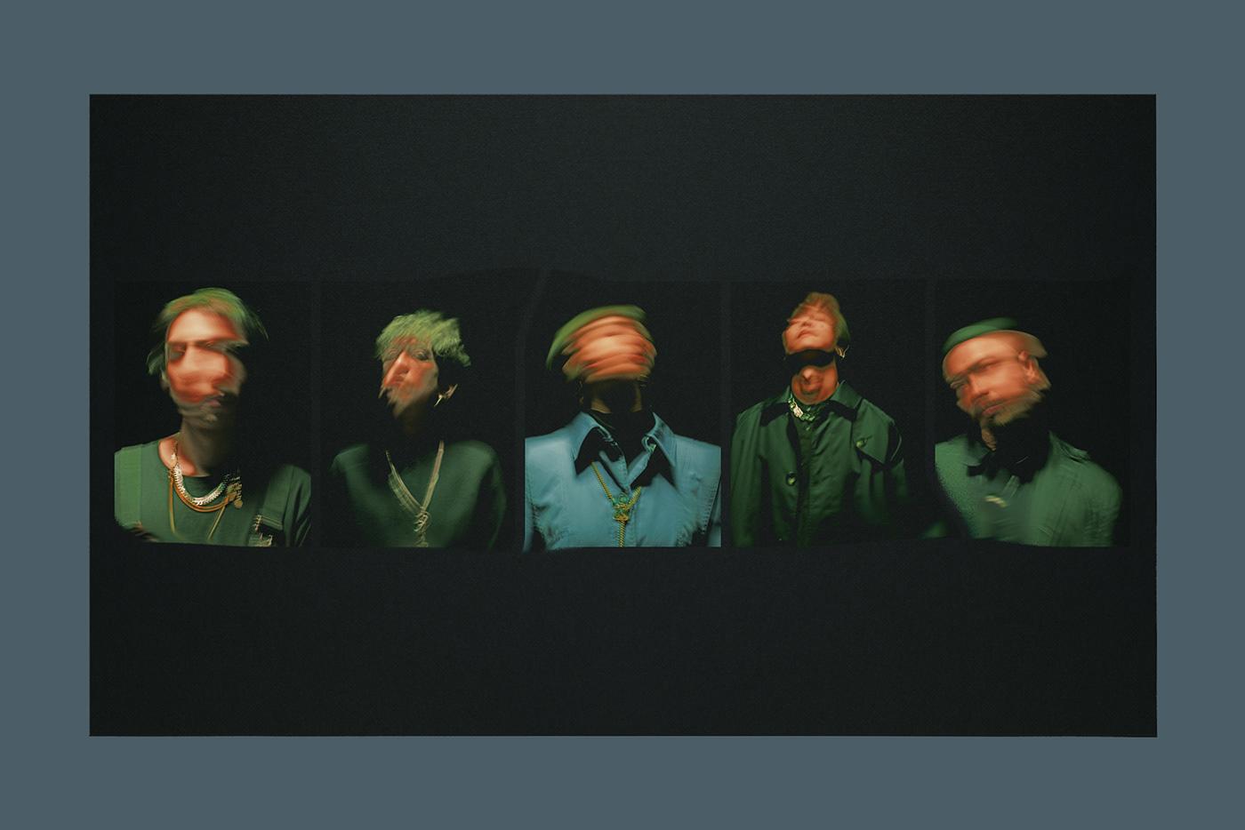 Albumdesign graphic graphicdesign kst music prints SampleAnimal 康士坦的變化球 見本生物