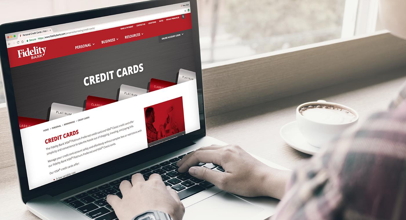 Fidelity bank webicon design on behance thank you colourmoves