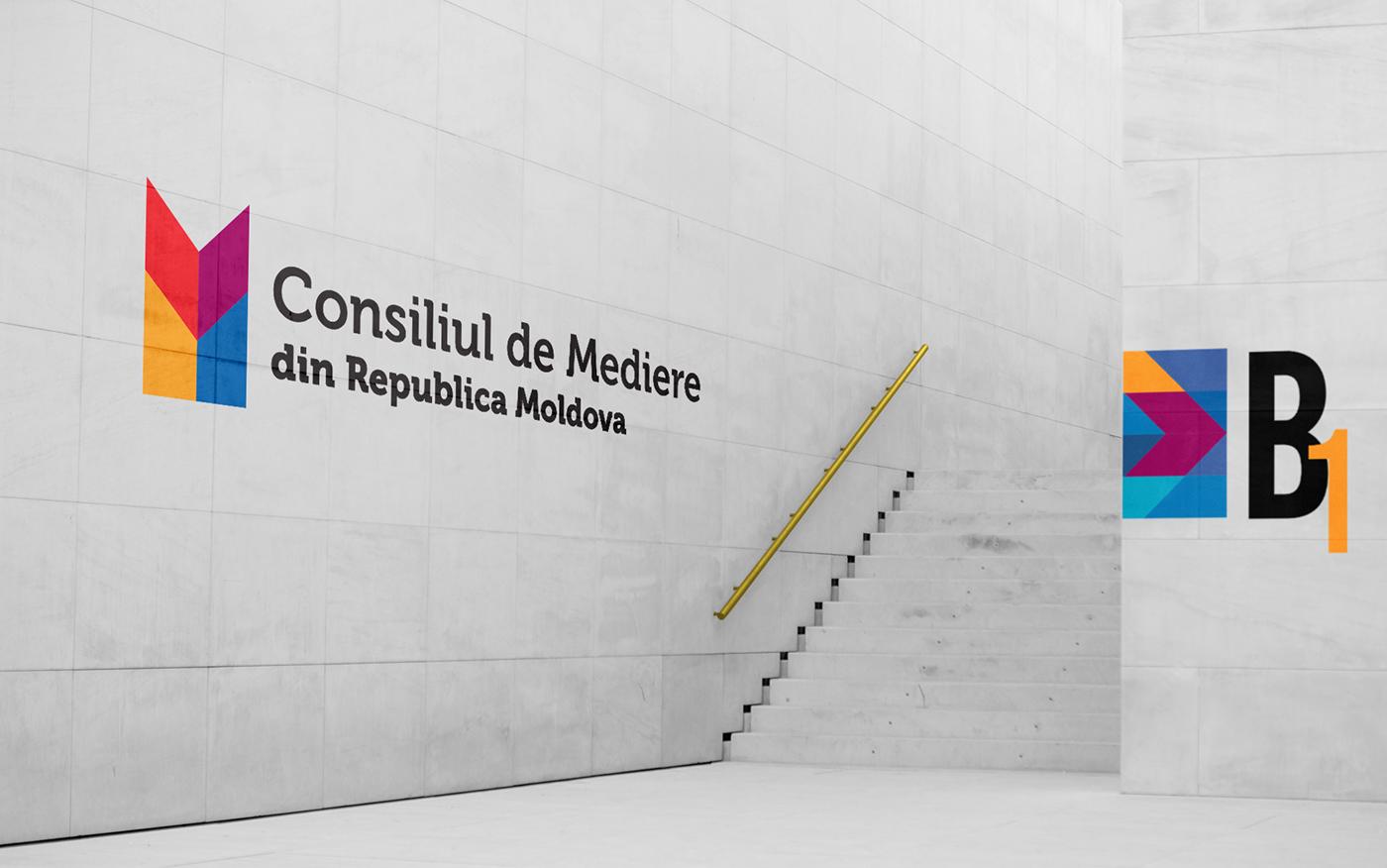 logo brand branding  brandbook guideline Moldova chisinau logobook mediation