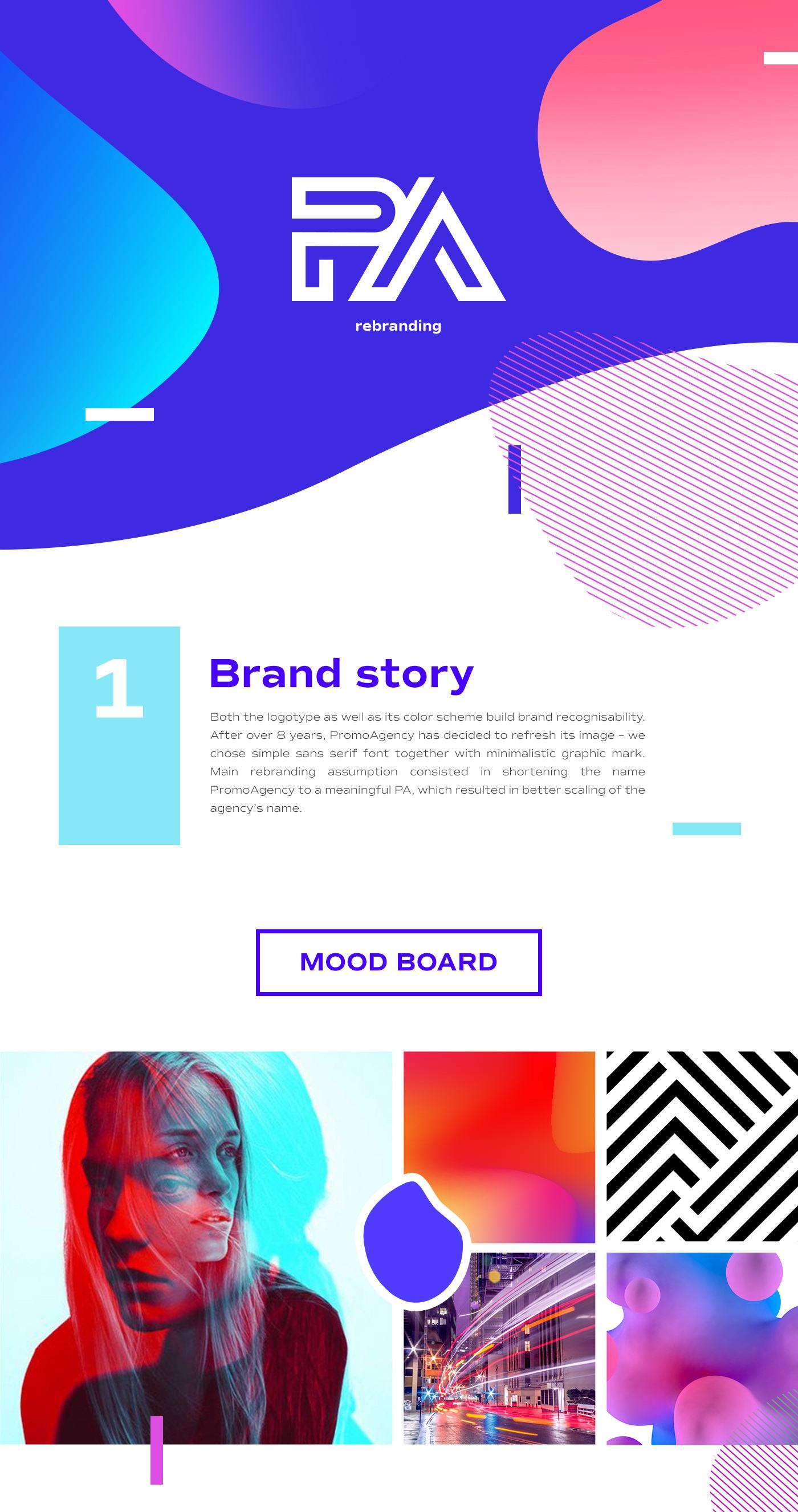 rebranding logo brand branding