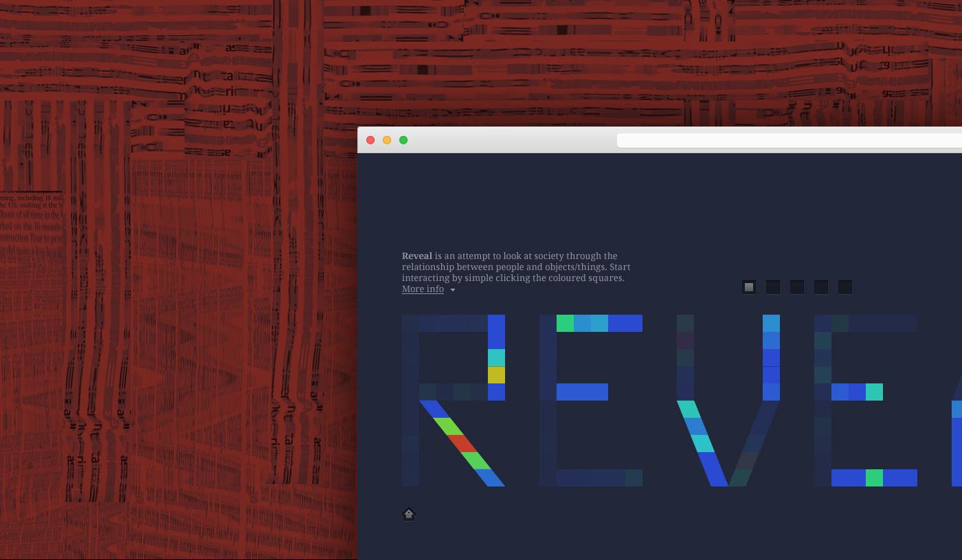 Design & Society reveal binding book Website