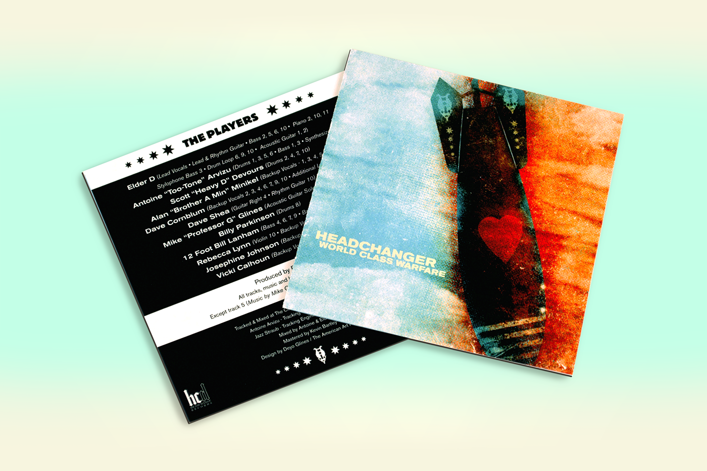 cd Packaging music graphic design  ILLUSTRATION  indie Freelance poster