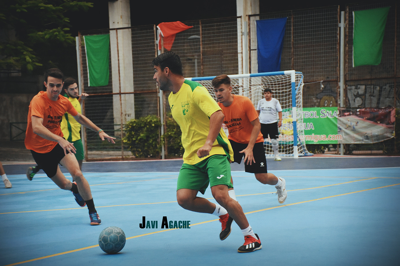 Futsal Hermigua Hermigua Fútbol sala futsal La Gomera El Palmar Tomates Eléctricos Peñón FS
