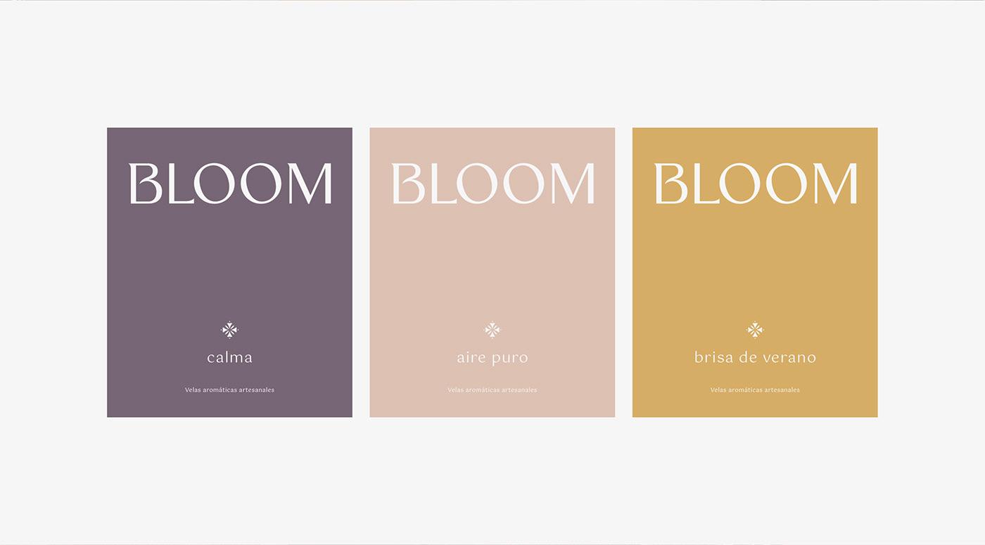 bran identity branding  candles diseño de packaging lifestyle Logotype Packaging packaging design valencia velas